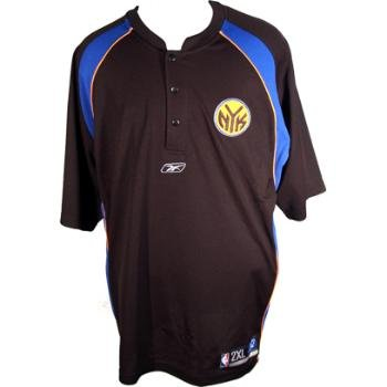 Wholesale New York Knicks Short Sleeve Shooting Shirt