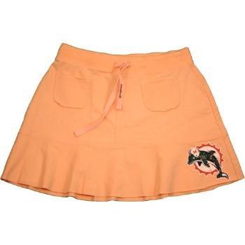Wholesale Women's Miami Dolphins Terry Flirt Skirt