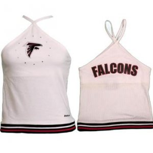Wholesale Women's Atlanta Falcons Halter top