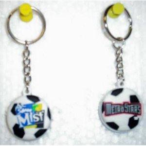 Wholesale Closeouts - Metrostar Sierra Mist KeyChains