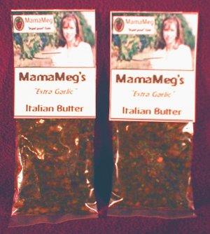 """MamaMeg's """"Extra Garlic"""" Italian Butter Blend"""