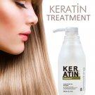 Brazilian Keratin Treatment straightening hair 5% formalin free shipping 300 ml