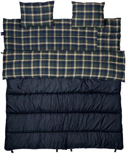 Slumberjack Bonnie & Clyde Regular Right Sleeping Bags