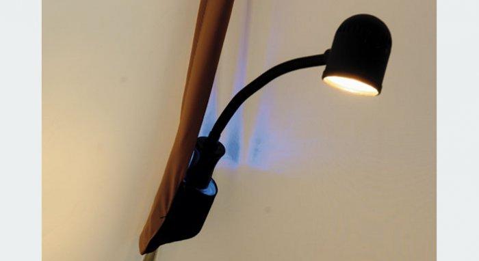 Eureka 12V Flexible Reading Light
