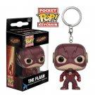 Funko pocket pop keychain DC comics Flash bobble head new in box