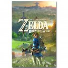 The Legend Of Zelda Breath Of The Wild Game Poster 32x24