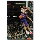 Vince Carter Dunk King Basketball Sports Poster Print 32x24