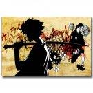Samurai Champloo Anime Fabric Poster Print 32x24