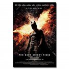 Batman The Dark Knight Rises Joker TDK Movie Art Poster 32x24