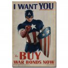 Captain America 2 The Winter Solider Poster I Want You 32x24
