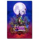 The Legend Of Zelda Majoras Mask Game Poster Print 32x24