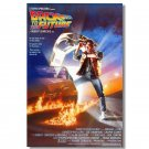 Back To The Future Classic Movie Poster Print Marty McFly 32x24