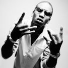 ZMoney Rapper Rap Music Black White Print Large POSTER 32x24