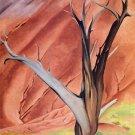 Georgia Okeeffe Gerald S Tree Fine Art Print 32x24
