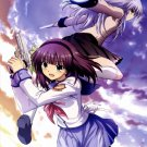 Angel Beats Anime Wall Print POSTER Decor 32x24