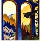 Germany Vintage Travel Wall Print POSTER Decor 32x24