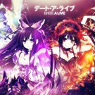 Date A Live Anime Wall Print POSTER Decor 32x24