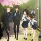 Hyouka Anime Wall Print POSTER Decor 32x24