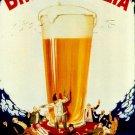 BOCK Vintage Ad Wall Print POSTER Decor 32x24