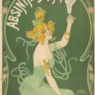 Absinthe Blanqui Vintage French Style Wall Print POSTER Decor 32x24