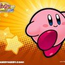 Kirby Star Game Wall Print POSTER Decor 32x24