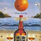 Vintage Grand Marnier Ad Art Print 32x24