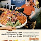 Vintage Brachs Candy Ad Art Print 32x24