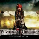 Pirates Of The Caribbean 1 2 3 MOVIE Wall Print POSTER Decor 32x24