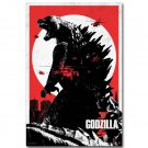 Godzilla Vs King Ghidorah 1998 Movie Art Poster Print 32x24