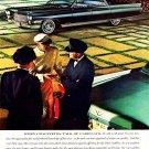Vintage Cadillac Car Ad Art Print 32x24