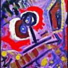Joan Miro Fine Art Poster Print 32x24