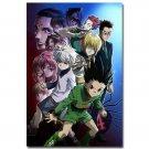 Hunter X Hunter Characters Art Poster Japan Anime GON FREECSS Killua 32x24