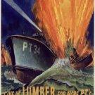 Wwii Give Us Lumber War Propoganda Poster Art Print 32x24