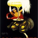 Vintage French Contratto Poster Print 32x24