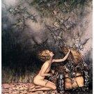 Arthur Rackham Pandoras Box Releases A Horde Fine Art Print 32x24