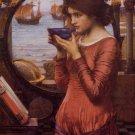 John William Waterhouse Fine Art Poster Print 32x24