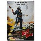 Mad Max Classic Movie 1979 Art Poster Print 32x24