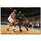 Kevin Garnett Basketball Sports Fabric Poster Print 32x24