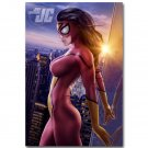Spider Woman Marvel Superheroes Comic Poster 32x24