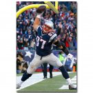 Rob Gronkowski NFL Football Sports Poster 32x24
