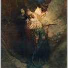 Howard Pyle Travels Of The Soul Fine Art Print 32x24