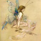 Warwick Goble Illustration I Fine Art Print 32x24