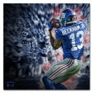 Odell Beckham Jr NFL Football Sports Poster 32x24