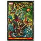 Guardians Of The Galaxy Marvel Comic Cover Art Poster 32x24
