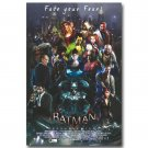 Harley Quinn Batman Arkham Knight Characters Game Poster Cover Art 32x24