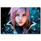 Final Fantasy XV Game Poster Lightning FF 32x24