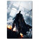Batman Arkham Knight Game Comic Art Poster Print 32x24