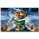 LEGO Movie Star Wars 7 Poster Print 32x24