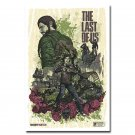 The Last Of Us Hot Game Poster Print Ellie Joel 32x24