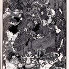 Aubrey Beardsley Fine Art Poster Print 32x24
